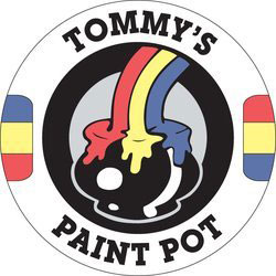 Tommys Paint Pot Benjamin Moore