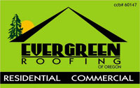Evergreen Roofing of Oregon